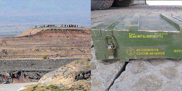 Azerbaycan-Ermenistan cephe hattında bulundu! İçinden çıkanlar şoke etti