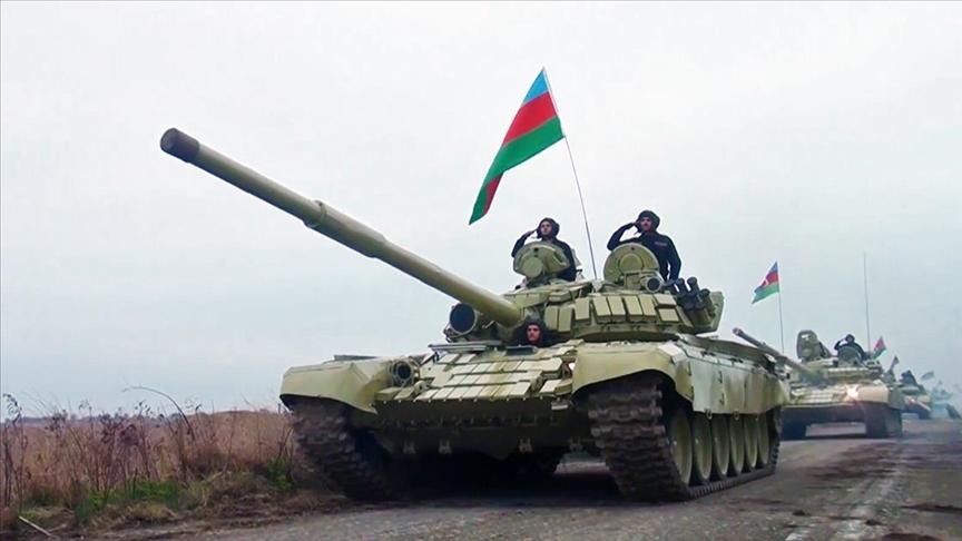 Azerbaycan ordusu, Dağlık Karabağ'daki savaşta 2 bin 783 şehit verdi