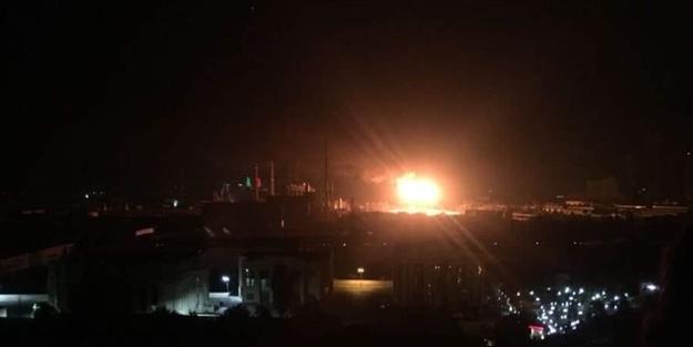 Azerbaycan'a operasyon! Valiye suikast, yangınlar, elektrik ve su kesintileri, metrolar devre dışı...