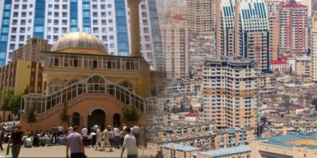 Azerbaycan'da skandal yasak! Türkiye'nin inşa ettiği camiye...