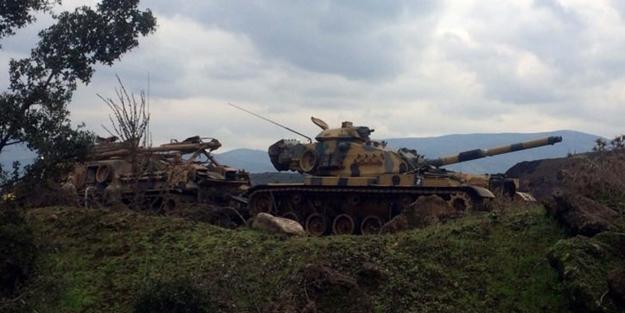 Azerbaycan'dan Afrin açıklaması! Tam destek