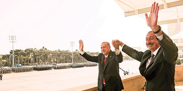 Azerbaycan'ın gurur günü