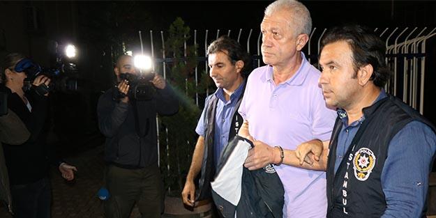 Azeri işadamının katili 'eski polis şefi' yakalandı!
