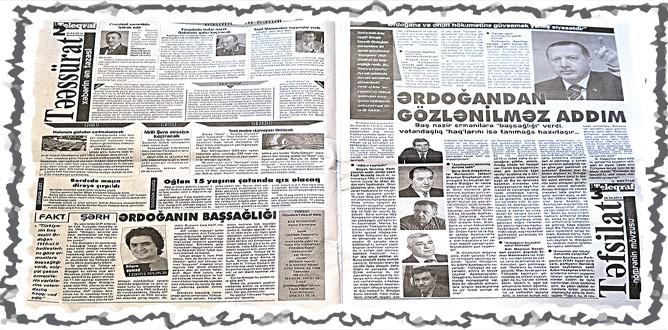 Azeriler temkinli