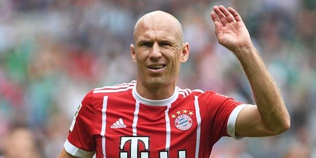 Aziz Yıldırım'dan transfer bombası 'Arjen Robben'