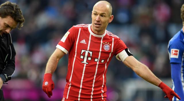 Aziz Yıldırım'ın en büyük kozu: Arjen Robben