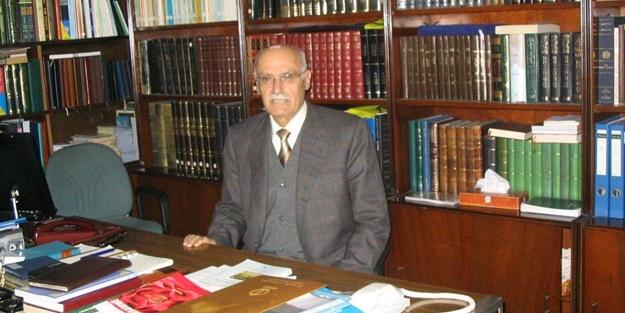 Azmin zaferi Prof. Dr. Ali Özek! Elmalı'dan Almatı'ya
