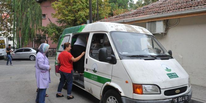 Osmangazi'de kanserle mücadele