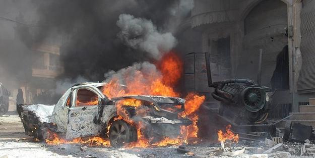 Bab'da bombalı saldırı: 1 SMO askeri şehit oldu