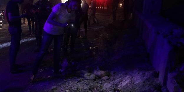 Bab'da bombalı saldırı: 5 sivil yaralı