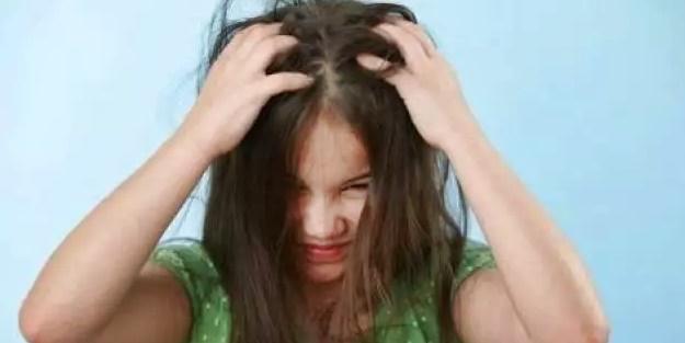 Badem çocuklarda saç dökülmesine iyi geliyor