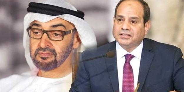 BAE, Mısır ve Suudi Arabistan PKK'ya destek veriyor