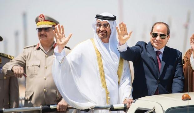 BAE, Mısır ve S. Arabistan'ın sinsi Türkiye planı