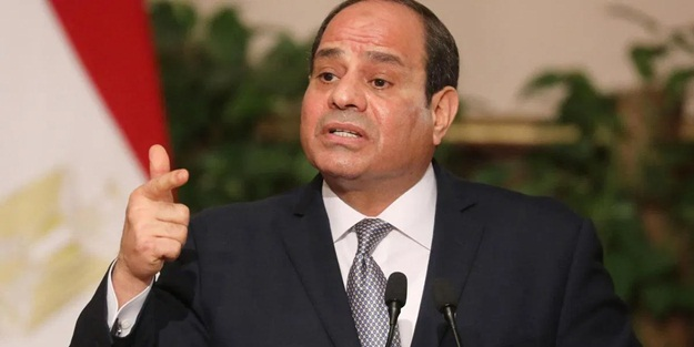 BAE, Sisi'yi Libya'ya girmesi için gazlıyor