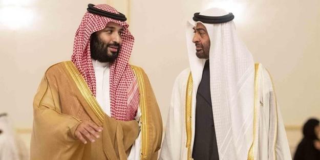 BAE ve Suudi Arabistan bir ülkeyi daha hedefe koydu