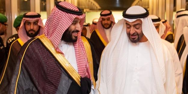 """BAE ve Suudi Arabistan rahat durmuyor! """"Ülkemizde karışıklık ..."""