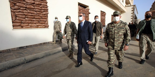 BAE'den alçak algı operasyonu! 'Org. Yaşar Güler Libya'da saldırıda öldü'