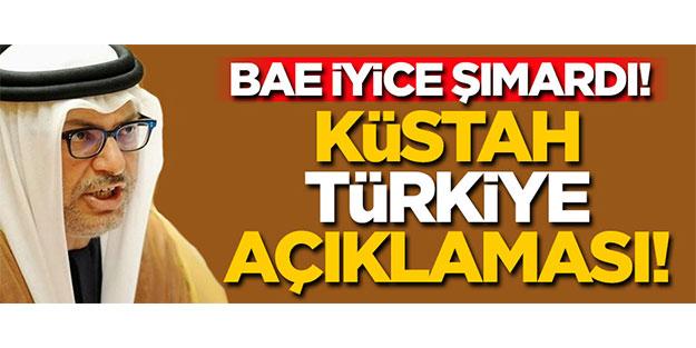 BAE'den rezalet 'Türkiye' açıklaması! İyice şımardılar