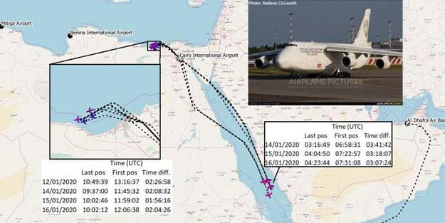 BAE'den Türkiye'ye karşı skandal Libya hamlesi