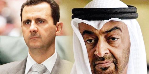 BAE'nin sinsi Suriye planı! Gizlice görüştüler