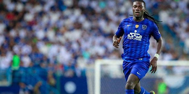 Bafetimbi Gomis Süper Lig'e geri dönüyor! İşte detaylar