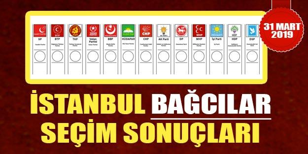 Bağcılar yerel seçim sonuçları son dakika | İstanbul Bağcılar 2019 yerel seçim sonuçları