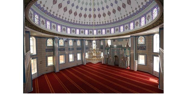 """""""Bağcılar'da asansörlü camiler inşa ediliyor"""""""