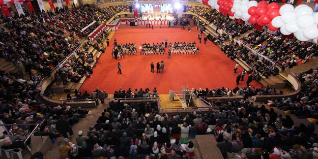 Bağcılar'da Kutlu Doğum heyecanı - Akit Tv
