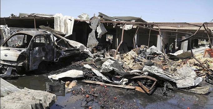 Bağdat'ta bombalı saldırı: 10 kişi öldü