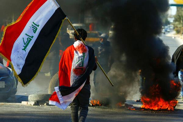 Bağdat'ta çatışmalar yeniden başladı