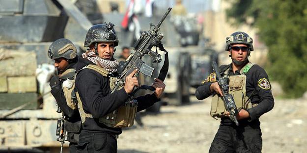 Bağdat'ta DEAŞ operasyonu! Etkisiz hale getirildiler