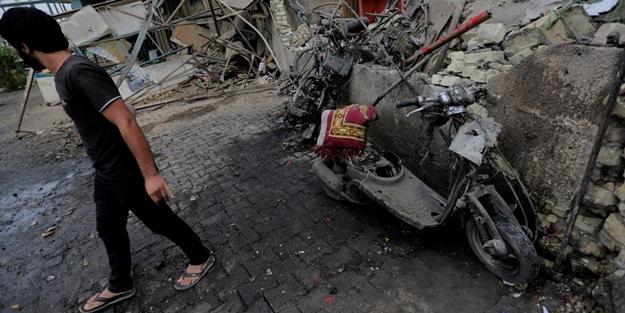 Bağdat'ta patlama: 7 ölü
