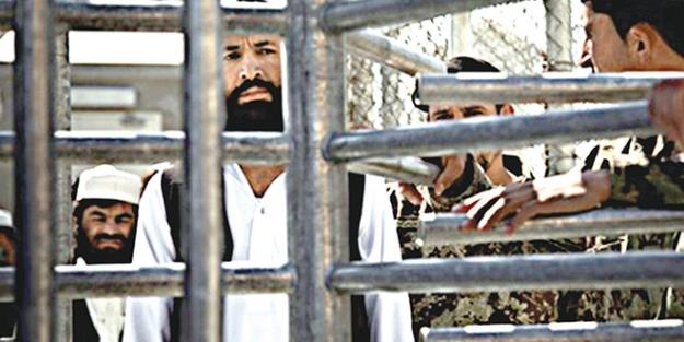 Bagram hapishanesinden 65 kişi serbest bırakıldı