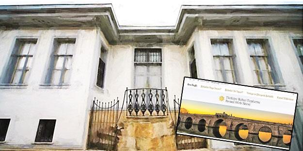 Bahailik fitnesi Edirne'de hortladı!