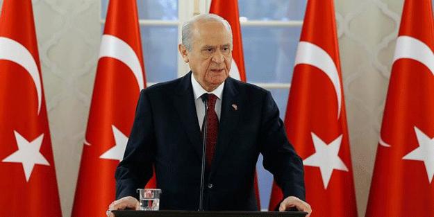 Bahçeli çok sert çıktı: CHP sözcüleri siz gidin…