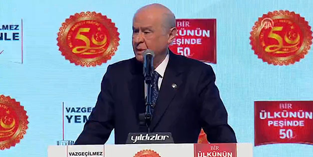 Bahçeli ilk kez açıkladı: Erdoğan beni arayıp 'Adını Alparslan Türkeş yapalım' dedi
