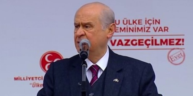 Bahçeli: Kılıçdaroğlu'nun uykuları kaçacak!
