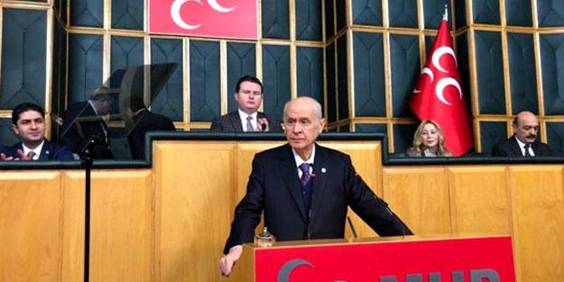 Bahçeli'den Demirtaş'ın tiyatrosunu izleyen CHP'lilere çok sert tepki!