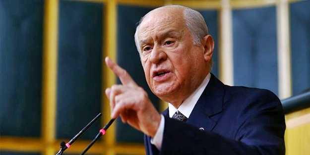 Bahçeli'den Kılıçdaroğlu'na cumhurbaşkanlığı çağrısı