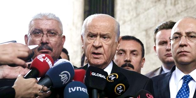 Bahçeli'den Nazlı Ilıcak ve Ahmet Altan'ın tahliyesine ilk tepki!