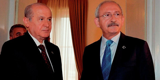 Bahçeli'den 'Ülkücü kardeşlerim' diye seslenen Kılıçdaroğlu'na sert tepki! 'Üvey kardeş bile olmaz'