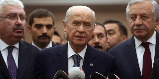 Bahçeli'den yeni parti iddialarına ilişkin bomba açıklama! 'Türkiye'yi korumak lazım'