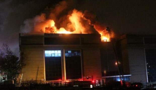 Bahçelievler'de büyük yangın! Facia önlendi