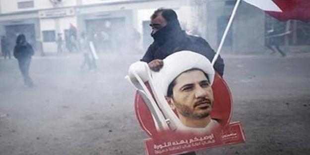 Bahreyn'de muhalif lider tutuklandı