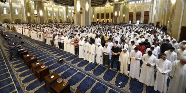 Bahreyn'de 'Vahdet Namazı'