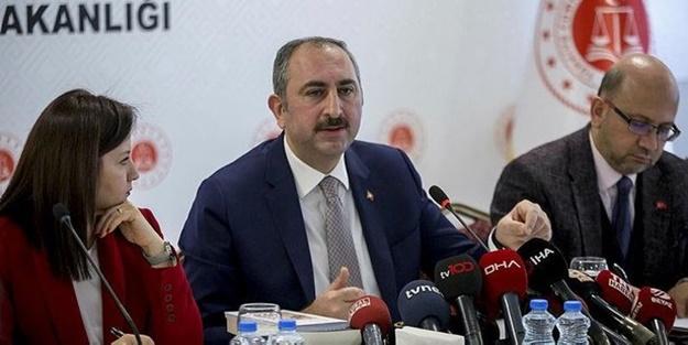Bakan Abdulhamit Gül'den flaş nafaka açıklaması