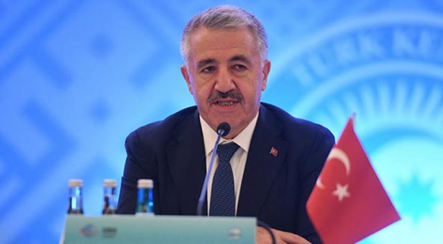Bakan Ahmet Arslan, 2 yılda 500 bin kilometre yaptı