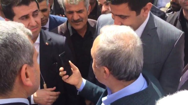 Bakan Fakıbaba ve Eroğlu'nun telefonda su pazarlığı