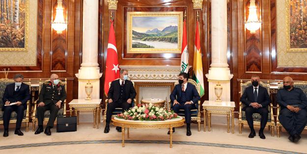 Bakan Akar: PKK, bölge halkının da düşmanıdır