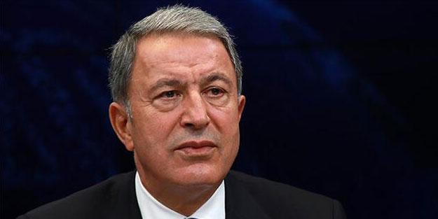 Bakan Akar'dan Türkiye-ABD açıklaması: Algı gerçeği gölgeledi